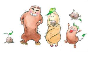 自然薯家族